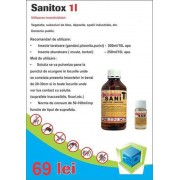 Sanitox 21 CE  Insecticid profesional