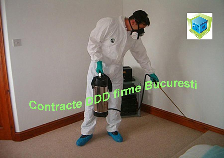 Contracte DDD Persoane juridice